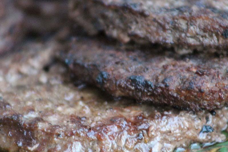 bbq burger stack