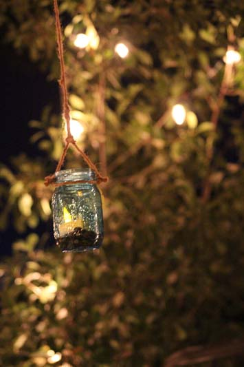 night garden decor