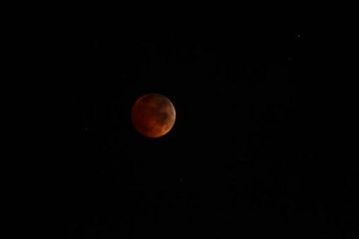 Dark Blood Moon