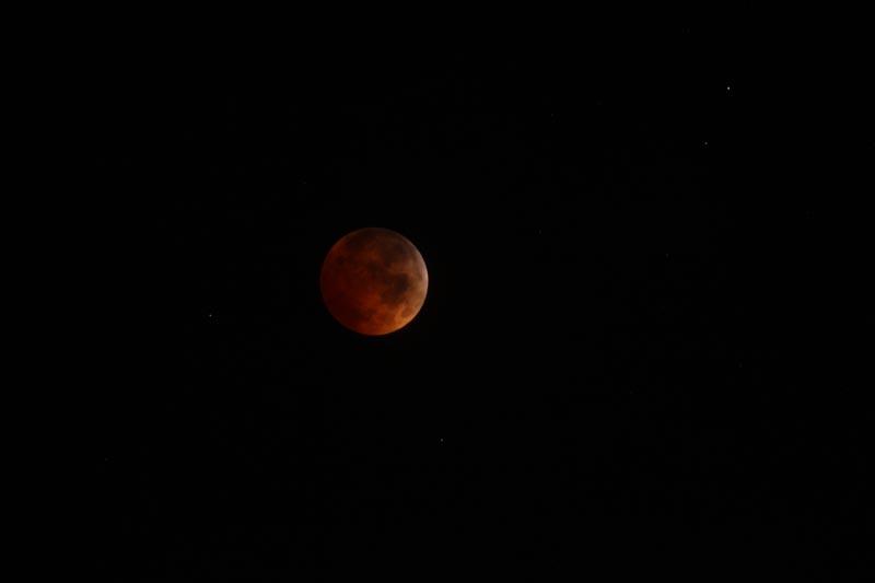 Dark Blood Moon