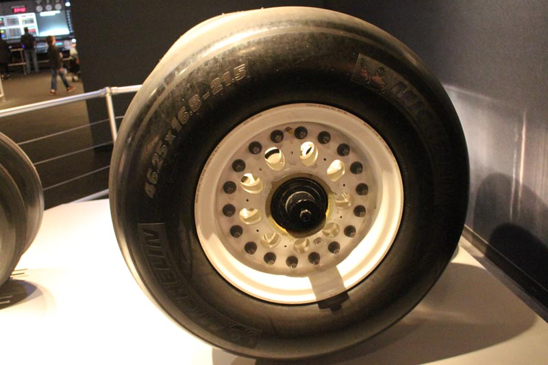 You won't find these michelin tires in the stores